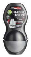 GARNIER - MEN - Invisible Black White Colors 72H Anti-Perspirant - Antyperspirant w kulce dla mężczyzn - 50 ml