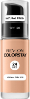 REVLON - COLORSTAY™ FOUNDATION - Podkład do cery normalnej/suchej - 30 ml - 320 - TRUE BEIGE - 320 - TRUE BEIGE