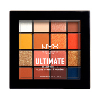 NYX Professional Makeup - ULTIMATE SHADOW PALETTE - Paleta 16 cieni do powiek - 11 ESCAPE ARTIST