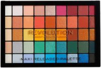 MAKEUP REVOLUTION - MAXI RELOADED PALETTE - SHADOW PALETTE - Paleta 45 cieni do powiek - BIG SHOT