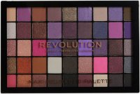 MAKEUP REVOLUTION - MAXI RELOADED PALETTE - SHADOW PALETTE - Paleta 45 cieni do powiek - BABY GRAND