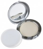 Kryolan - Light Dermacolor - Translucent Compact Powder - Event - Puder transparentny z drobinkami - 70174