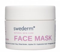 Swederm - FACE MASK 4IN1 - Maseczka do twarzy 4w1 - 100 ml