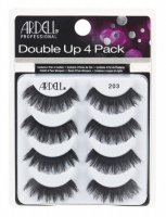 ARDELL - Double Up 4 Pack - Zestaw 4 par rzęs na pasku