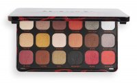 MAKEUP REVOLUTION - FOREVER FLAWLESS SHADOW PALETTE - Paleta 18 cieni do powiek - MIDNIGHT ROSE