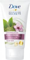 Dove - Nourishing Secrets - Awakening Ritual Hand Cream - Krem do rąk do suchej skóry - 75 ml
