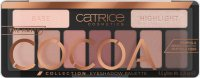 Catrice - THE MATTE COCOA COLLECTION EYESHADOW PALETTE - Paleta 9 cieni do powiek - 010 Chocolate Lover