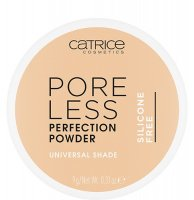 Catrice - PORELESS PERFECTION POWDER - Matujący puder do twarzy - 010 Universal Shade