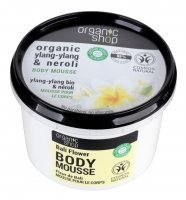 ORGANIC SHOP - BODY MOUSSE - Ujędrniający mus do ciała - Ylang Ylang & Neroli - 250 ml