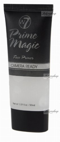 W7 - Prime Magic Camera Ready - Baza matująca