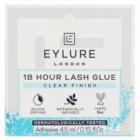 EYLURE - 18 HOUR LASH GLUE - Bezbarwny klej do rzęs bez lateksu - 4,5 ml