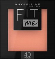 MAYBELLINE - FIT ME BLUSH - Róż do policzków - 5 g