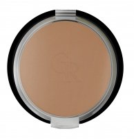 Golden Rose - Silky Touch Compact Powder - Puder matujący