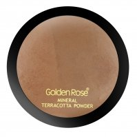 Golden Rose - Mineral Terracotta Powder - Puder mineralny