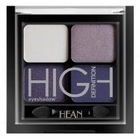 HEAN - High Definition Eyeshadow - Zestaw 4 cieni do powiek