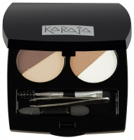 Karaja - Eye & Brow Basic - Cienie do brwi i oczu - REF. 357