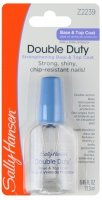 Sally Hansen - Double Duty - Base & Top Coat - Baza + utwardzacz 2w1 - Z45109