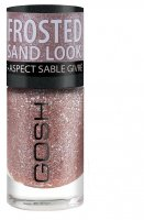 GOSH - Frosted Nail Lacquer - Lakier do paznokci-05 - FROSTED ROSE - 05 - FROSTED ROSE