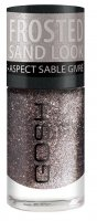GOSH - Frosted Nail Lacquer - Lakier do paznokci
