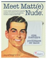 THE BALM - Meet Matte(e) Nude - Paleta cieni do powiek
