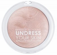 MUA - Undress your skin - SHIMMER HIGHLIGHTER - Rozświetlacz do twarzy