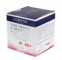 LUMENE - Time Freeze - Firming Night Cream - Ujędrniający krem na noc (40+) - REF. 80335
