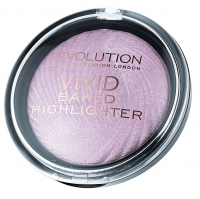 MAKEUP REVOLUTION - Vivid Baked Highlighter - Rozświetlacz