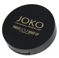 JOKO - Finish your Make-up pressed powder - Puder prasowany