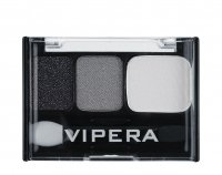 VIPERA - Eye Shadows TIP TOP - Zestaw 3 cieni do powiek - 141 - REA - 141 - REA