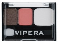 VIPERA - Eye Shadows TIP TOP - Zestaw 3 cieni do powiek