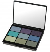GOSH - 9 SHADES... TO HAVE FUN WITH IN LA - Paleta 9 cieni do powiek - 002