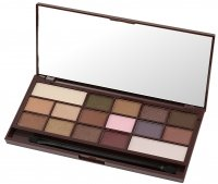 I Heart Revolution - 16 Eyeshadow I HEART CHOCOLATE - Paleta 16 cieni do powiek (CZEKOLADA)
