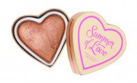 I Heart Revolution - Summer of Love Triple Baked Bronzer - Bronzer - LOVE HOT SUMMER - LOVE HOT SUMMER