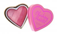 I ♡ Makeup - Blushing Hearts Triple Baked Blusher - Róż do policzków - BLUSHING HEART - BLUSHING HEART