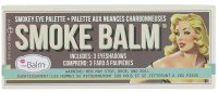 THE BALM - Smokey Eye Palette - SMOKE BALM 1 - Paleta 3 cieni do powiek (803161)