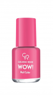 Golden Rose - WOW! Nail Color - Lakier do paznokci - 6 ml - 23 - 23