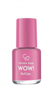 Golden Rose - WOW! Nail Color - Lakier do paznokci - 6 ml - 30 - 30