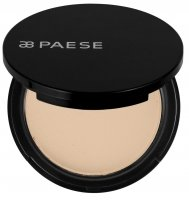 PAESE - Hydrating powder with collagen - Puder nawilżający z kolagenem