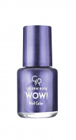 Golden Rose - WOW! Nail Color - Lakier do paznokci - O-GWW - 82 - 82