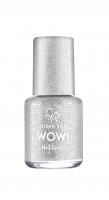 Golden Rose - WOW! Nail Color - Lakier do paznokci - 6 ml - 201 - 201