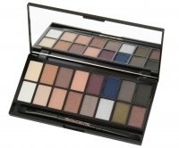 MAKEUP REVOLUTION - ICONIC PRO 2 PALETTE - Paleta 16 cieni do powiek