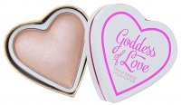 I Heart Revolution - Goddess of Love Triple Baked HIGHLIGHTER - Rozświetlacz