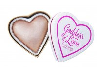 I ♡ Makeup - Goddess of Love Triple Baked HIGHLIGHTER - Rozświetlacz - GODDESS OF FAITH - GODDESS OF FAITH