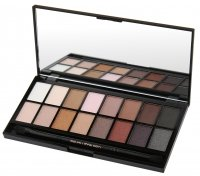 MAKEUP REVOLUTION - ICONIC PRO 1 PALETTE - Paleta 16 cieni do powiek