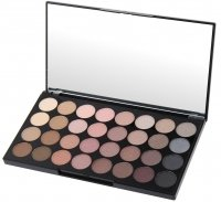 MAKEUP REVOLUTION - BEYOND FLAWLESS ULTRA EYESHADOWS - Paleta 32 cieni do powiek