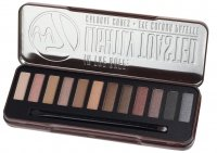 W7 - LIGHTLY TOASTED - NATURAL NUDES - EYE COLOUR PALETTE - Paleta 12 cieni do powiek