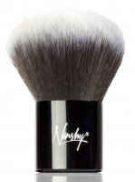 Nanshy - Kabuki Black Makeup Brush - Pędzel do pudru - KB-001 (BLACK)