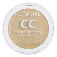 LUMENE - CC Color Correcting Concealer red neutralizing - CC korektor/ eliminator zaczerwienień