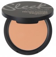 Sleek - PRESSED POWDER translucent - Puder transparentny