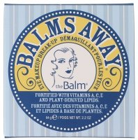 THE BALM - BALMS AWAY - EYE MEKEUP BREAK-UP - Preparat do demakijażu oczu